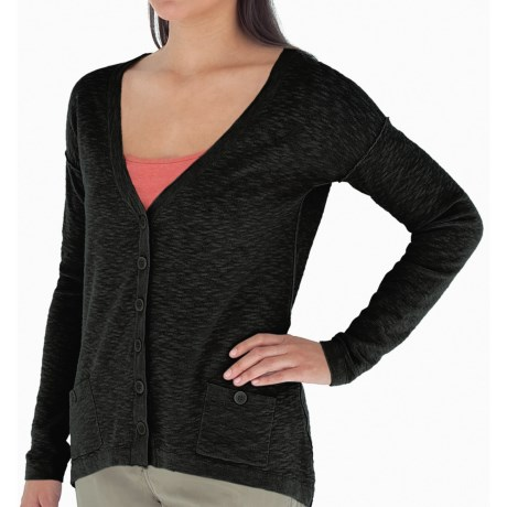 Image of Pacific Heights Cardigan Sweater - Cotton-Linen (For Women)