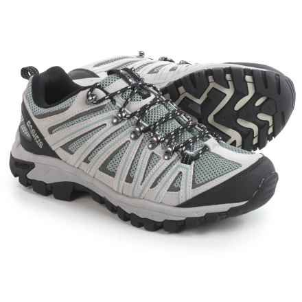 Pacific Mountain Ravine Low Hiking Shoes (For Men) in Nimbus/Neutral - Closeouts