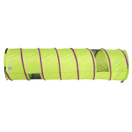Pacific Play Tents See Me Play Tunnel in Green - Closeouts
