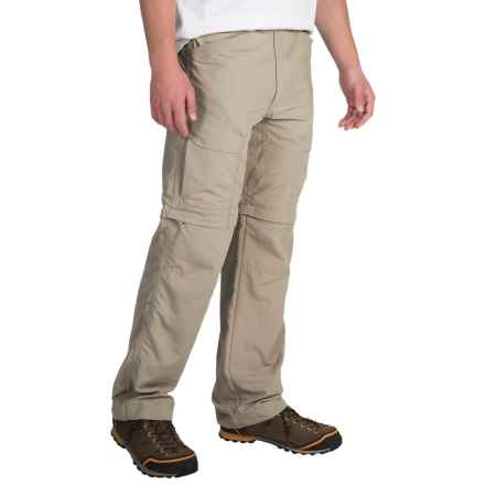Pacific Trail Convertible Pants - UPF 15+, Zip-Off Legs (For Men) in Beige - Closeouts