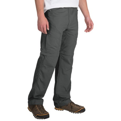 Pacific Trail Convertible Pants UPF 15+, Zip Off Legs (For Men)