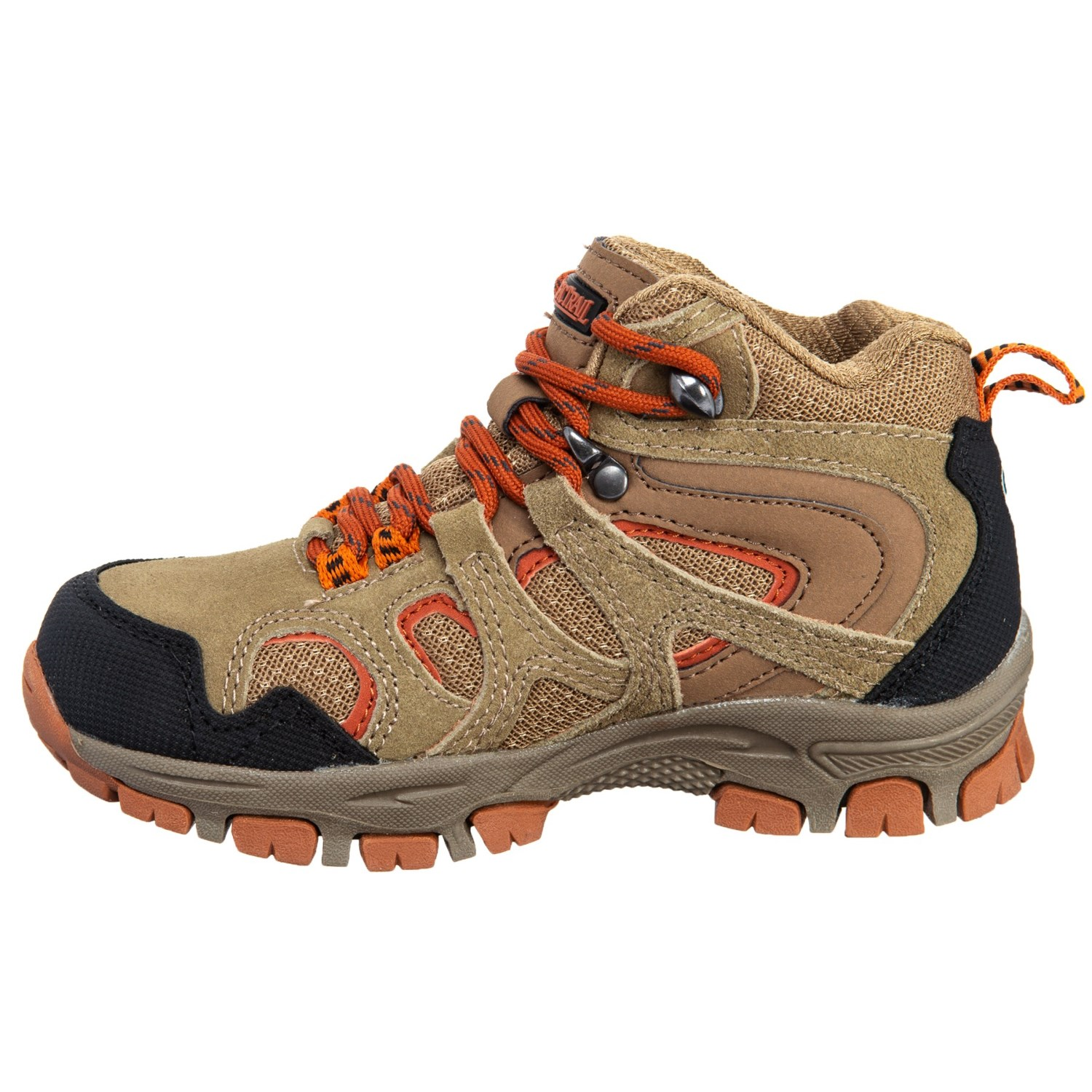 82582c51dd7 Pacific Trail Diller Jr. Mid Hiking Boots (For Boys) - Save 49%