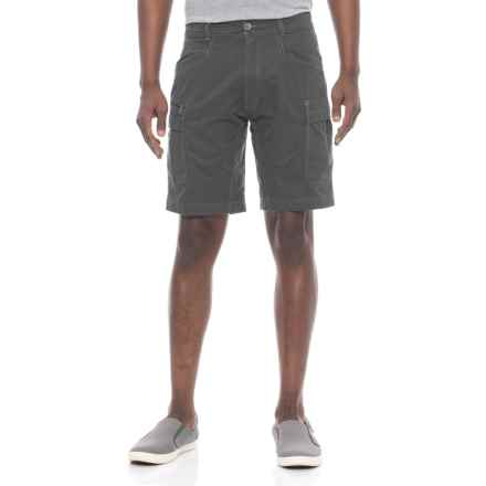 Pacific Trail Expedition Cargo Shorts - UPF 30 (For Men) in Cliff Grey - Closeouts
