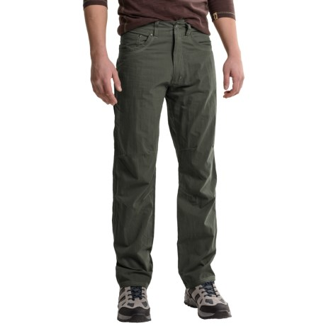 Pacific Trail Field Pants (For Men) in Coal