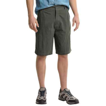 Pacific Trail Field Shorts (For Men) in Coal - Closeouts