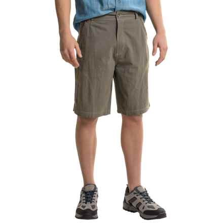 Pacific Trail Field Shorts (For Men) in Fossil - Closeouts