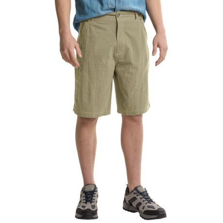 Pacific Trail Field Shorts (For Men) in Sand