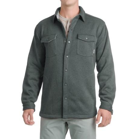 Pacific Trail Fleece Shirt Jacket (For Men)