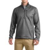 Pacific Trail Fleece Sweater - Zip Neck (For Men)