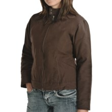 Pacific Trail Galena Jacket - Insulated (For Women) in Bark - Closeouts