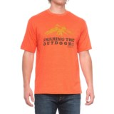 Pacific Trail Graphic T-Shirt - Short Sleeve (For Men)