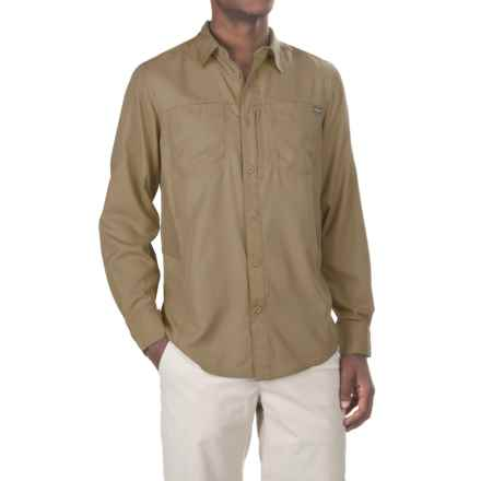 Pacific Trail High-Performance Shirt - UPF 30, Long Sleeve (For Men) in Brown/Khaki - Closeouts