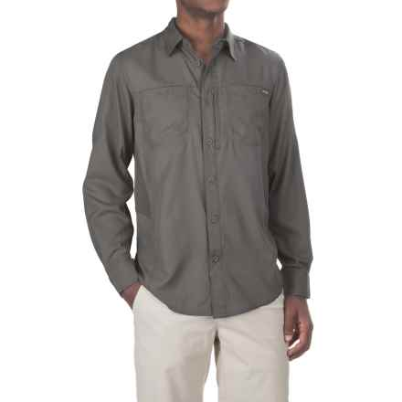 Pacific Trail High-Performance Shirt - UPF 30, Long Sleeve (For Men) in Graphite - Closeouts