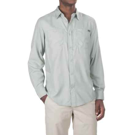 Pacific Trail High-Performance Shirt - UPF 30, Long Sleeve (For Men) in Grey - Closeouts