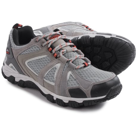 Pacific Trail Lava Hiking Shoes Suede (For Men)