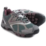 Pacific Trail Lawson Hiking Shoes - Suede (For Women)