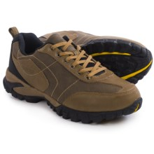 Pacific Trail Olson Hiking Shoes - Leather (For Men) in Smokey Brown - Closeouts