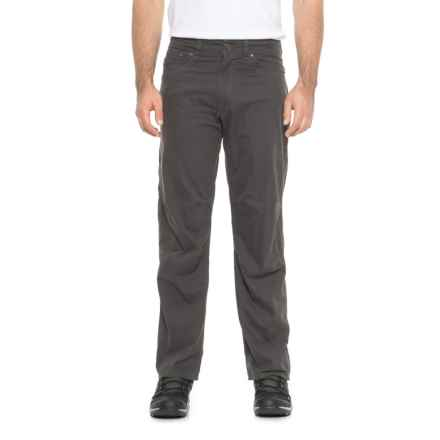 Pacific Trail Peached Field Pants (For Men) in Coal - Closeouts