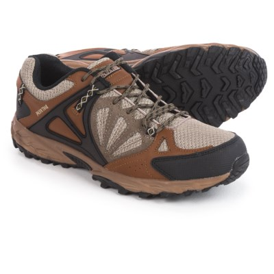 Pacific Trail Rogue Leather Hiking Shoe 7Qkfb