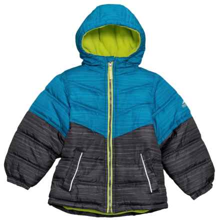 f25323ddee Pacific Trail Space-Dye Print Puffer Jacket - Insulated (For Toddler Boys)  in