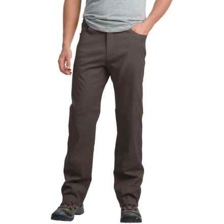 Pacific Trail Stretch Canvas Pants - UPF 30 (For Men) in Coal - Closeouts