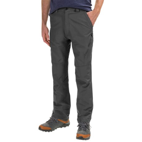 Pacific Trail Stretch Cargo Pants - UPF 30+ (For Men) in Cliff Grey