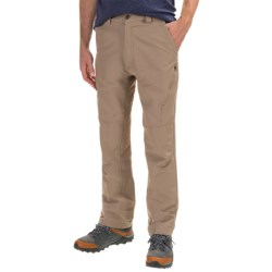 Pacific Trail Stretch Cargo Pants - UPF 30+ (For Men) in Sand