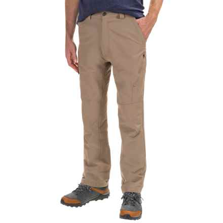 Pacific Trail Stretch Cargo Pants - UPF 30+ (For Men) in Sand - Closeouts