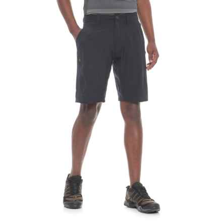 Pacific Trail Stretch Shorts - UPF 30 (For Men) in Black - Closeouts