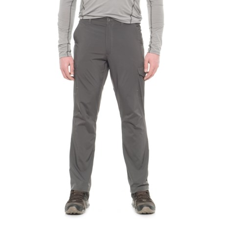 Pacific Trail Stretch-Woven Cargo Pants - UPF 30 (For Men) in Cliff Grey