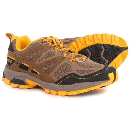 Pacific Trail Trail Tioga Trail Running Shoes (For Men) in Taupe/Yellow