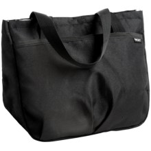 PackIt City Lunch Bag - Insulated in Black - Closeouts