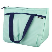 PackIt City Lunch Bag - Insulated in Mint - Closeouts