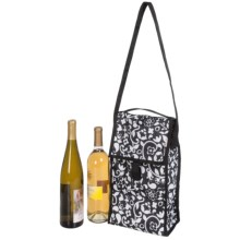 PackIt Double-Insulated Wine Bag in Vine - Closeouts