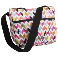 PackIt Insulated Carryall Lunch Bag in Ziggy - Overstock