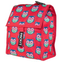 PackIt Insulated Lunch Bag in Owls - Overstock