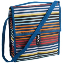 PackIt Insulated Picnic Bag in Cali Stripes - Closeouts