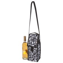 Packit Single Insulated Wine Bag in Vine - Closeouts