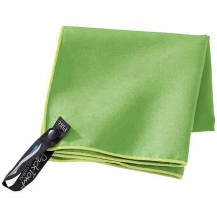 Packtowl Personal Towel - Medium in Citrus - Closeouts