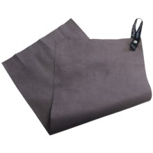 PackTowl UltraLite Towel - Large in Gray - 2nds
