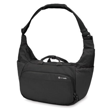 Pacsafe Camsafe LX18 Anti-Theft Camera Sling Bag in Black
