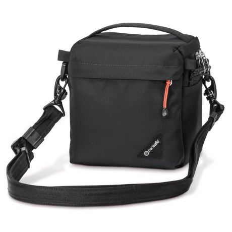 Pacsafe Camsafe® LX3 Compact Camera Bag in Black
