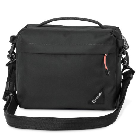 Pacsafe Camsafe® LX4 Anti-Theft Compact Camera Bag in Black