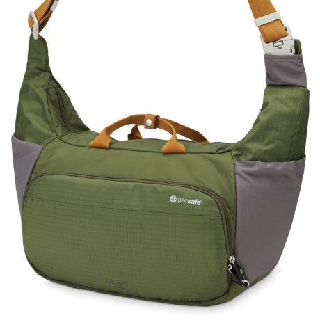 Pacsafe Camsafe® V18 Anti-Theft Camera Bag in Olive