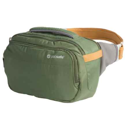Pacsafe Camsafe V5 Camera Bag in Olive/Khaki - Closeouts