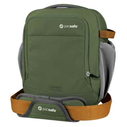 Pacsafe Camsafe V8 Camera Bag in Olive - Closeouts