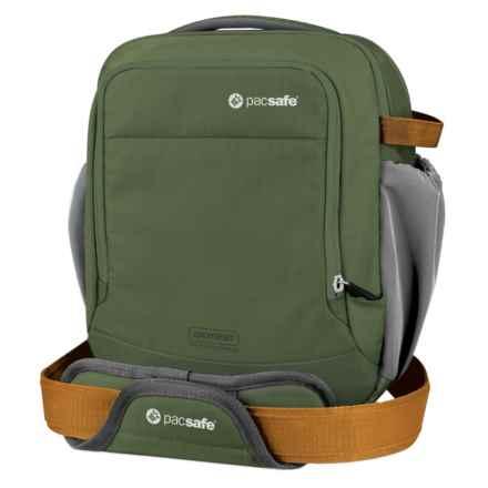 Pacsafe Camsafe V8 Camera Bag in Olive - Closeouts