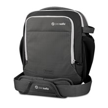 Pacsafe Camsafe V8 Camera Bag in Storm Grey - Closeouts