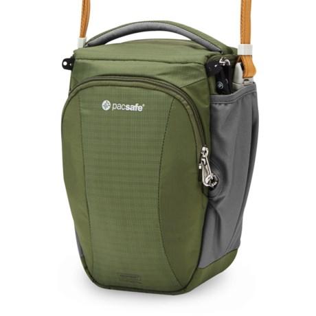 Pacsafe Camsafe®V6 Anti-Theft Camera Top Loader Bag in Olive