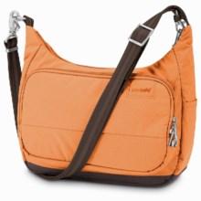 Pacsafe Citysafe LS100 Handbag in Apricot - Closeouts